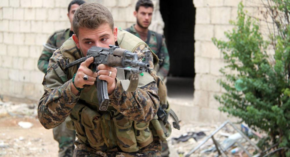 敘利亞軍方