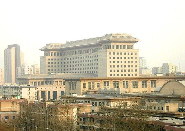 中國國防部建築群