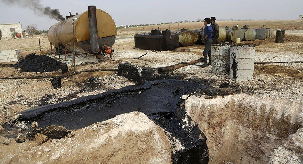 恐怖分子襲擊敘利亞巴尼亞斯地區油庫