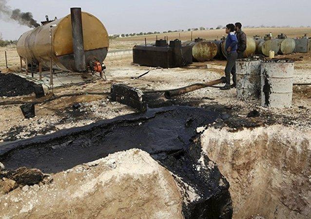 敘利亞石油