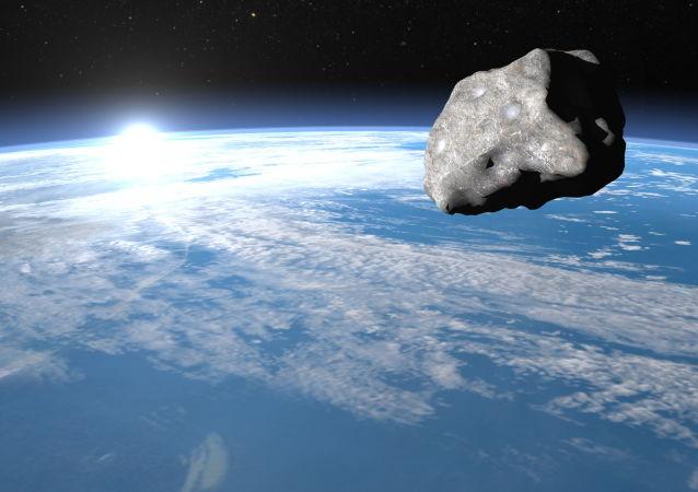 意大利宇航員從國際空間站拍到一顆流星墜落