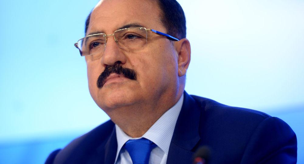 敘利亞駐俄羅斯大使哈達德