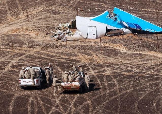 美國認為在西奈半島失事的俄客機由「耶路撒冷支持者」組織引爆