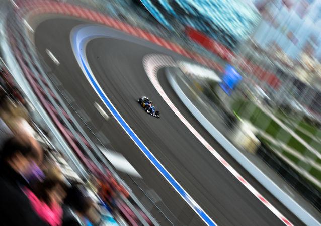 俄F1大獎賽門票全部售罄,比賽大獲成功