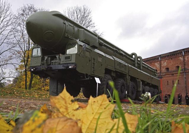 白楊-M洲際彈道導彈