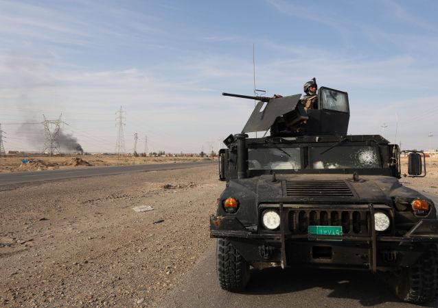 伊拉克安全部隊