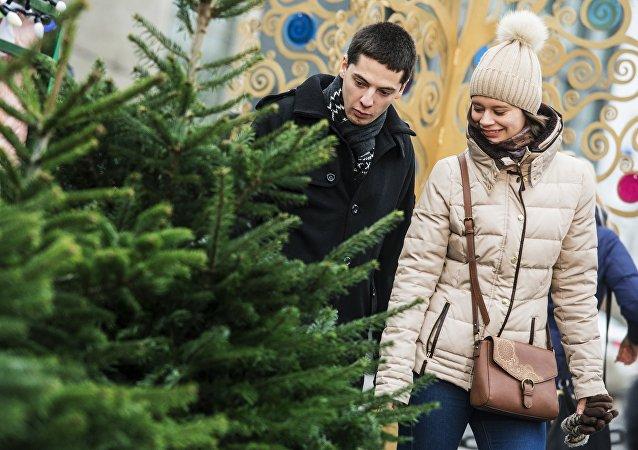 大多數俄羅斯人計劃在家迎接新年與假期