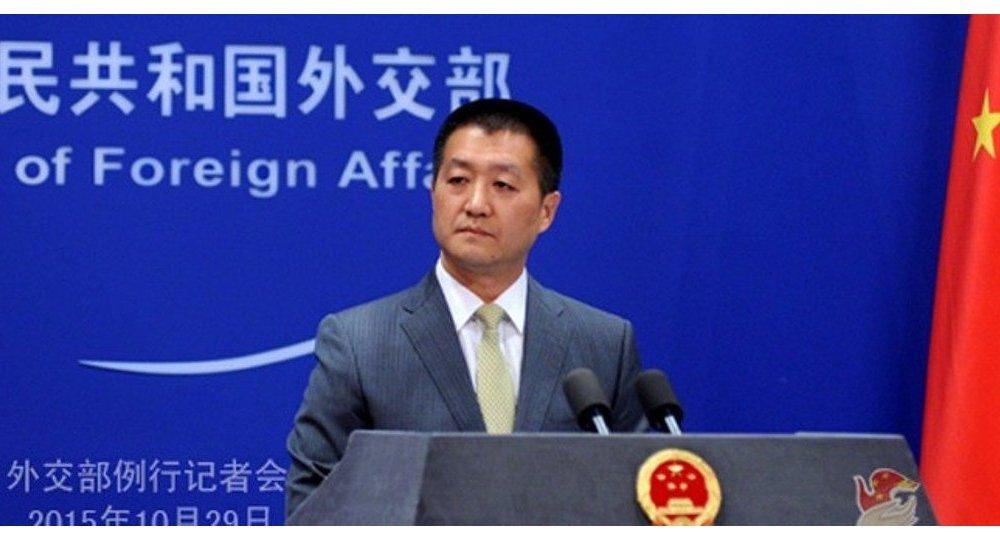 中國外交部美大司司長陸慷