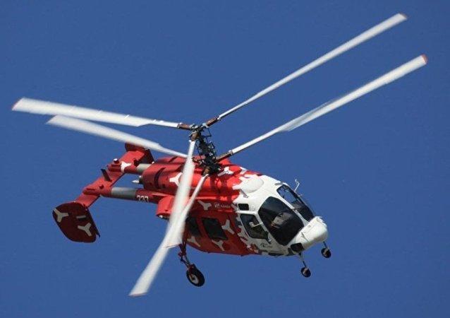 俄直升機公司獲得首份伊朗卡-226T供貨申請