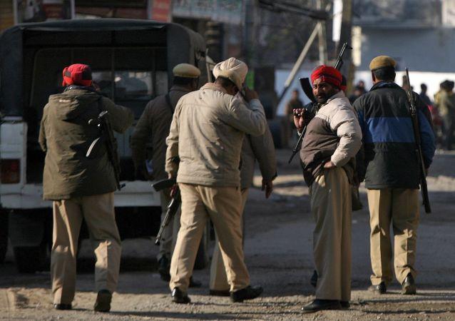 媒體:孟買警方因襲擊威脅進入高度戒備狀態