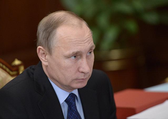 俄羅斯總統