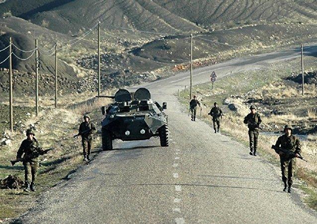 土耳其武裝部隊