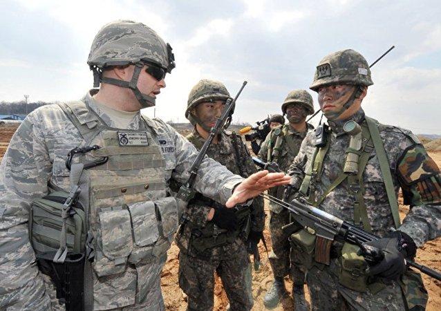 韓聯社:韓美準備平分美駐軍費用