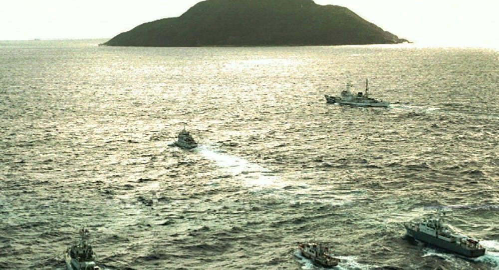 釣魚島海域