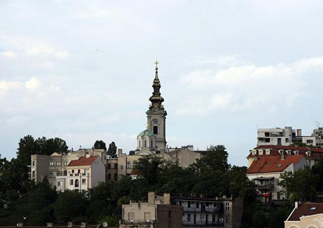 貝爾格萊德(南斯拉夫首都)