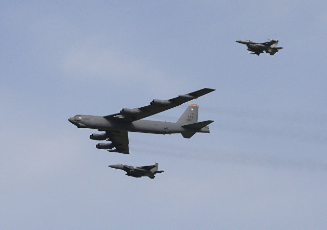 B-52轟炸機/資料圖片/