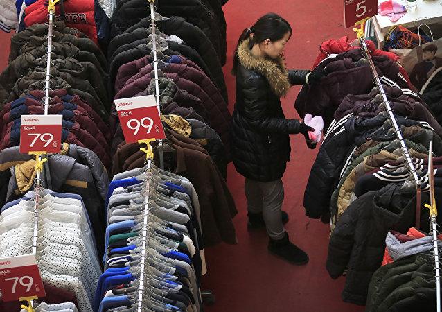 2017年11月份中國居民消費價格同比上漲1.7%