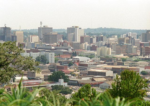 津巴布韋首都
