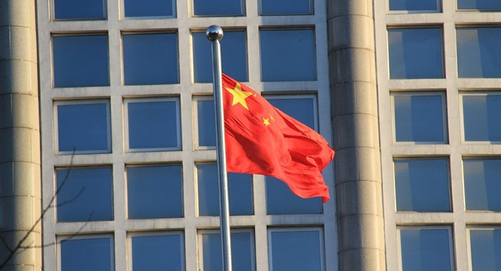 中國外交部