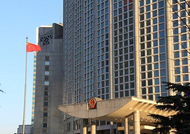 中國外交部:中方歡迎亞太地區國家與域外國家發展建設性關係