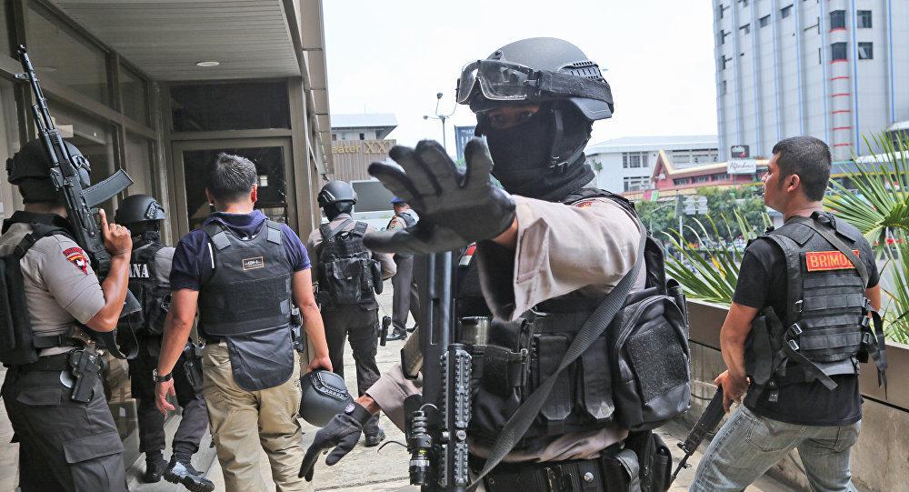 印尼警方禁止總統就職前在雅加達舉行集會