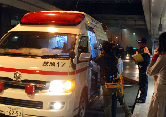 日本急救車
