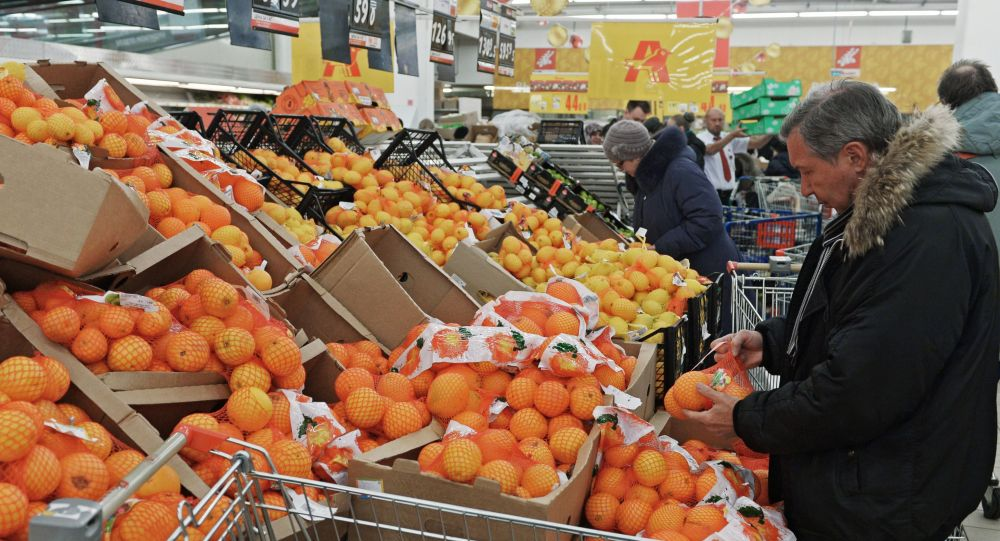 綏芬河對俄果蔬供應保持穩定 每天通關果蔬500多噸
