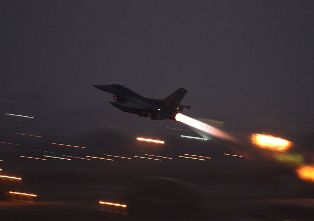 敘指揮官:美聯軍空襲霍姆斯省致一敘軍人喪生