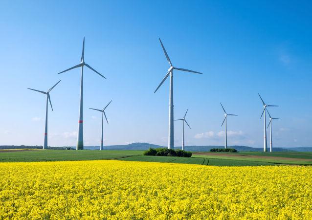 中國可再生能源比重將超過俄整個電力系統容量一倍