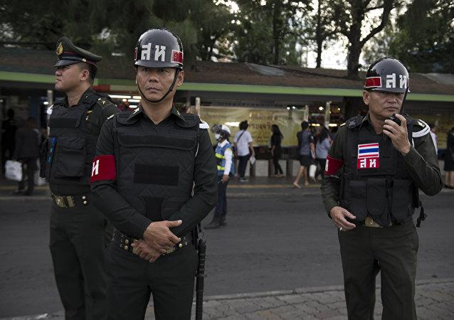 泰國警方挫敗了對該國總理的暗殺陰謀/資料圖片/