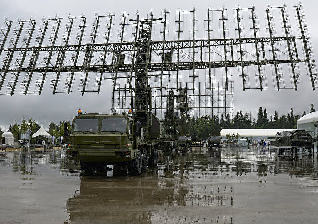 俄空天軍無線電技術部隊