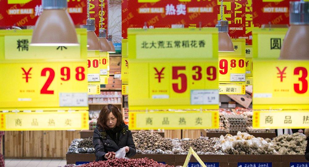 中國國家統計局:2月CPI同比上漲2.3%