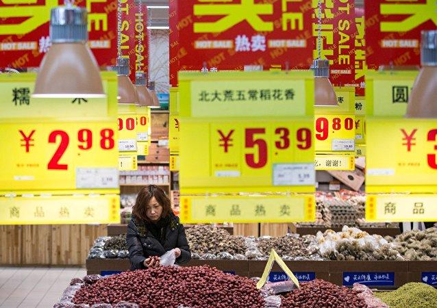 中國國家統計局:4月CPI同比上漲2.3%