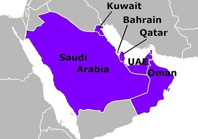 海灣阿拉伯國家合作委員會