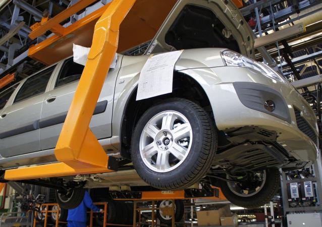 俄AvtoVAZ公司把2017年出口預測下調至2.5萬輛