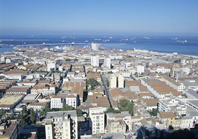 阿爾及爾(阿爾及利亞首都)
