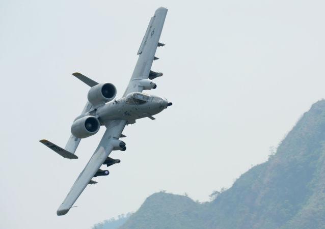 美國A10「雷電」攻擊機