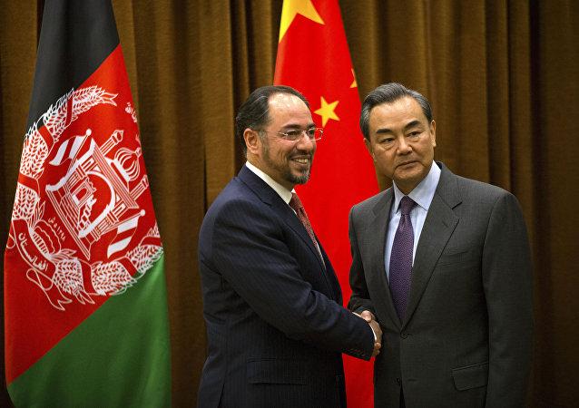 阿富汗外長:中阿雙方探討連接中國與伊朗的鐵路項目