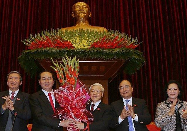 媒體:越共大會對國家領導層進行重大調整