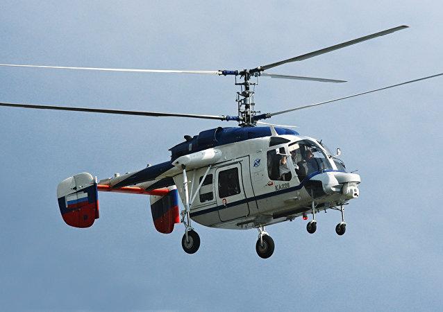 俄羅斯和印度開始落實聯合生產卡-226T直升機項目