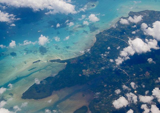 中國外交部:中方在西沙群島部署國土防禦設施與軍事化無關