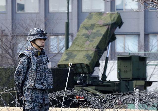 日本研究開發改進型反導防禦系統的可行性