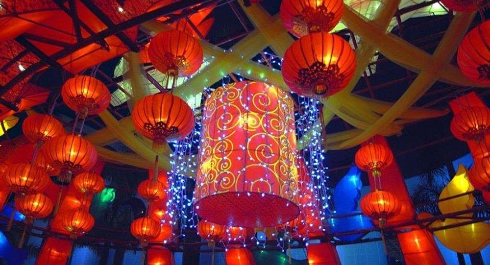莫斯科將於11月底舉辦中國燈籠節