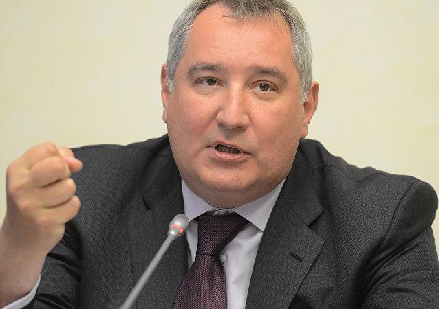 俄羅斯副總理羅戈津
