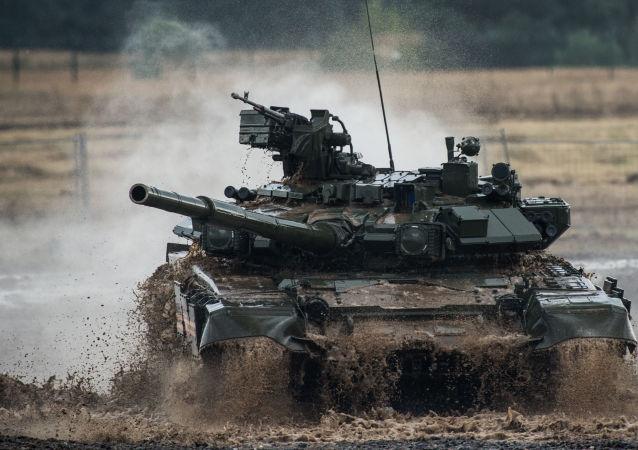 俄羅斯新型T-90M坦克