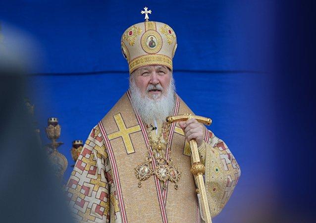 東正教大牧首基里爾