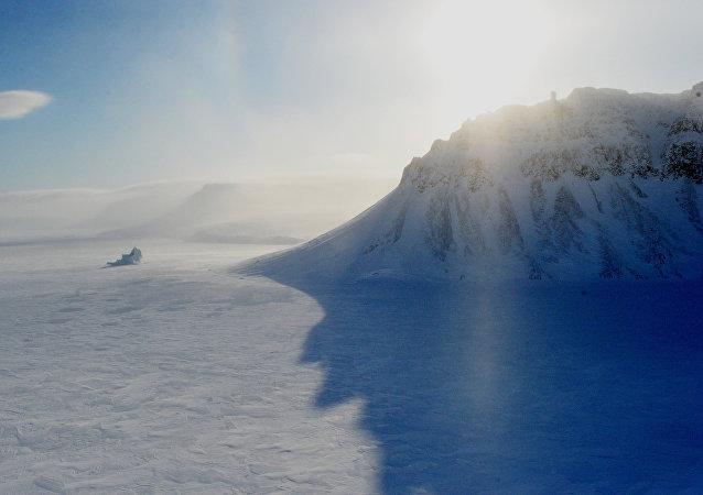 俄科學家證實在北極發現新金剛石礦藏的良好前景