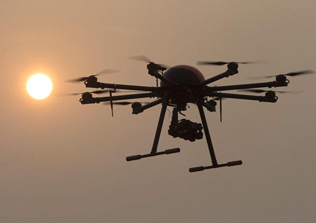 莫斯科將在新年假期出動27架無人機保障遊人安全