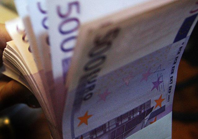 歐洲央行正在研究放棄面值500歐元紙幣的可能性
