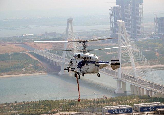 俄方正在起草俄中寬體飛機和重型直升機合作項目協議